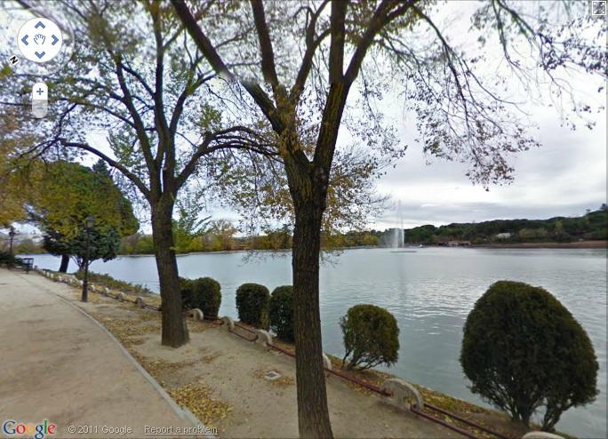 Casa de Campo Parque, Madrid, Spain